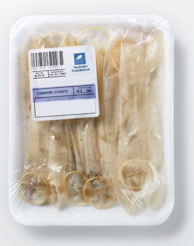 Pictures of used condoms